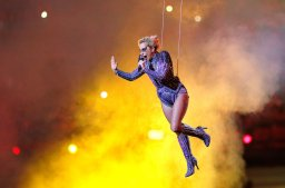 Lady Gaga Soars at the Super Bowl LI Halftime Show